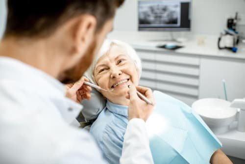 Is All-on-4 better than dentures